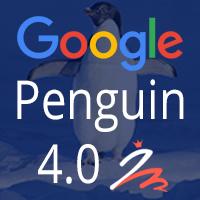 Google Penguin 4 - aktualizace