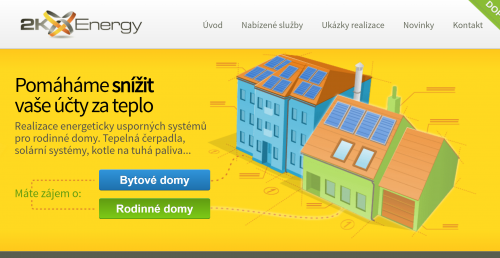 Homepage 2K Energy