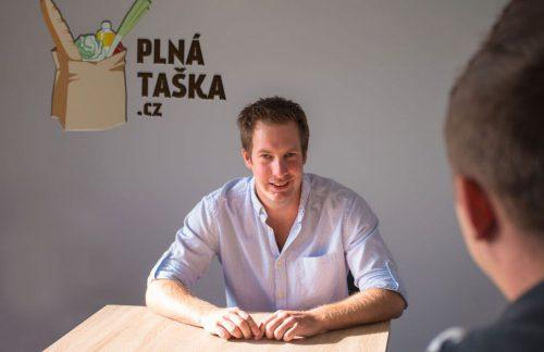 Jan Vitha - majitel Plné tašky