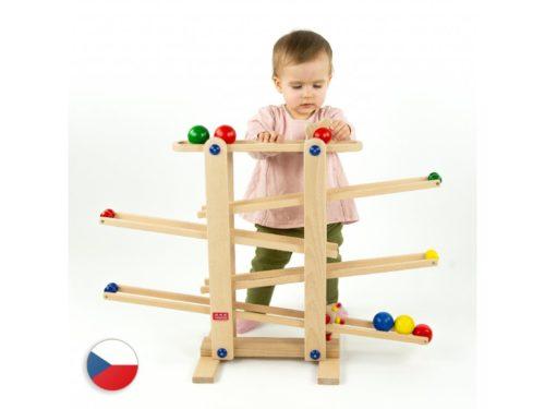Dřevěná kuličková dráha Maxi