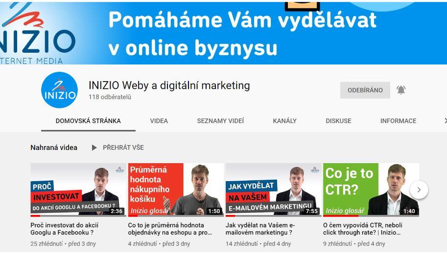 Vyplatí se Vám dělat vlastní YouTube kanál?