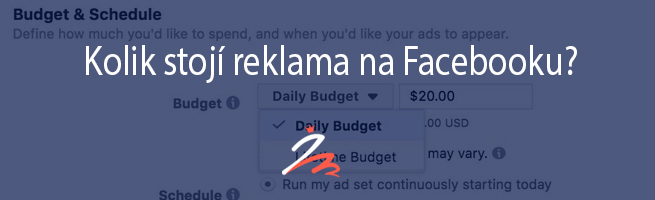Kolik stojí reklama na Facebooku?