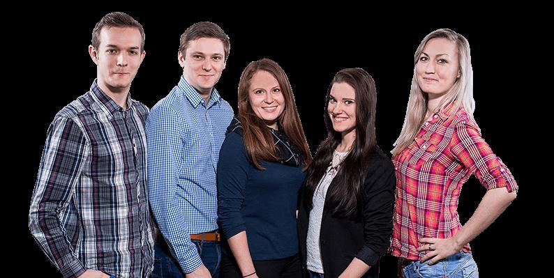 Marketingový tým Inizia